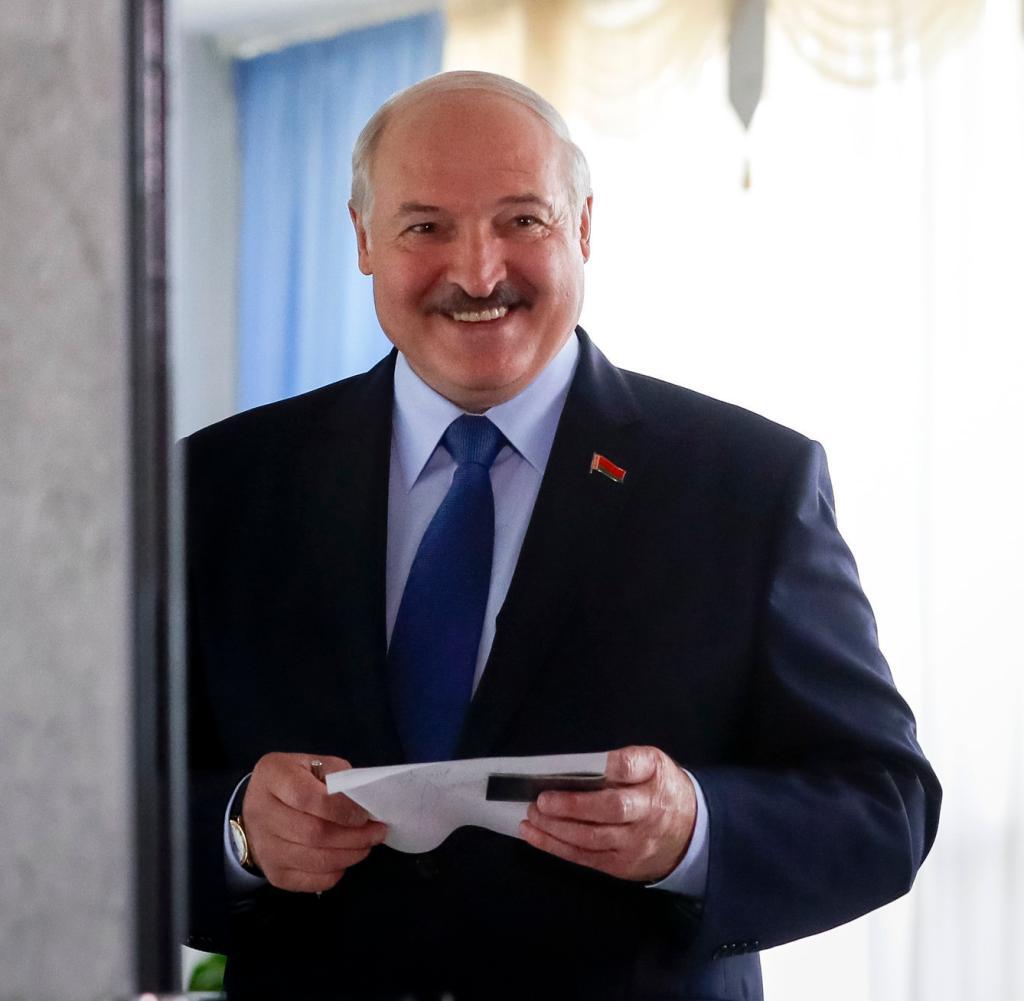 Präsidentschaftswahlen in Belarus