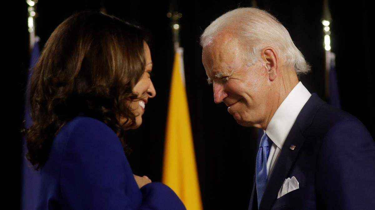 US-Wahl: Biden und Harris treten zum ersten Mal zusammen auf
