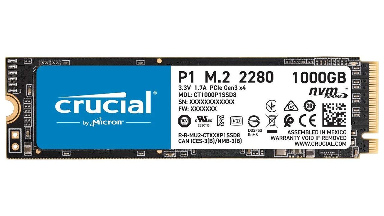 Photo of M.2 SSD von Western Digital und Crucial auf Amazon und Mediamarkt
