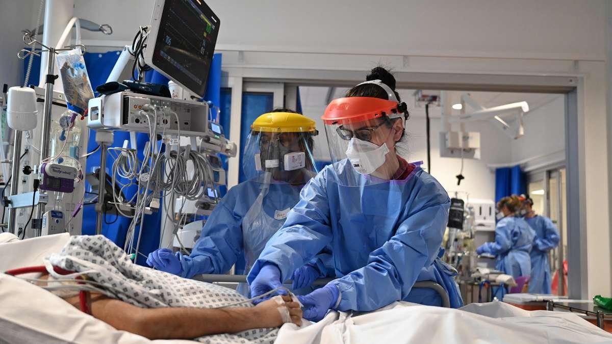 Photo of Corona: Grundstudie veröffentlicht – warum sterben Menschen an Covid-19?