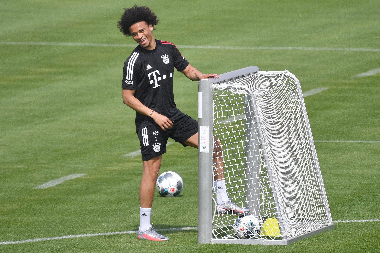 Bild für Leroy Sané, FC Bayern