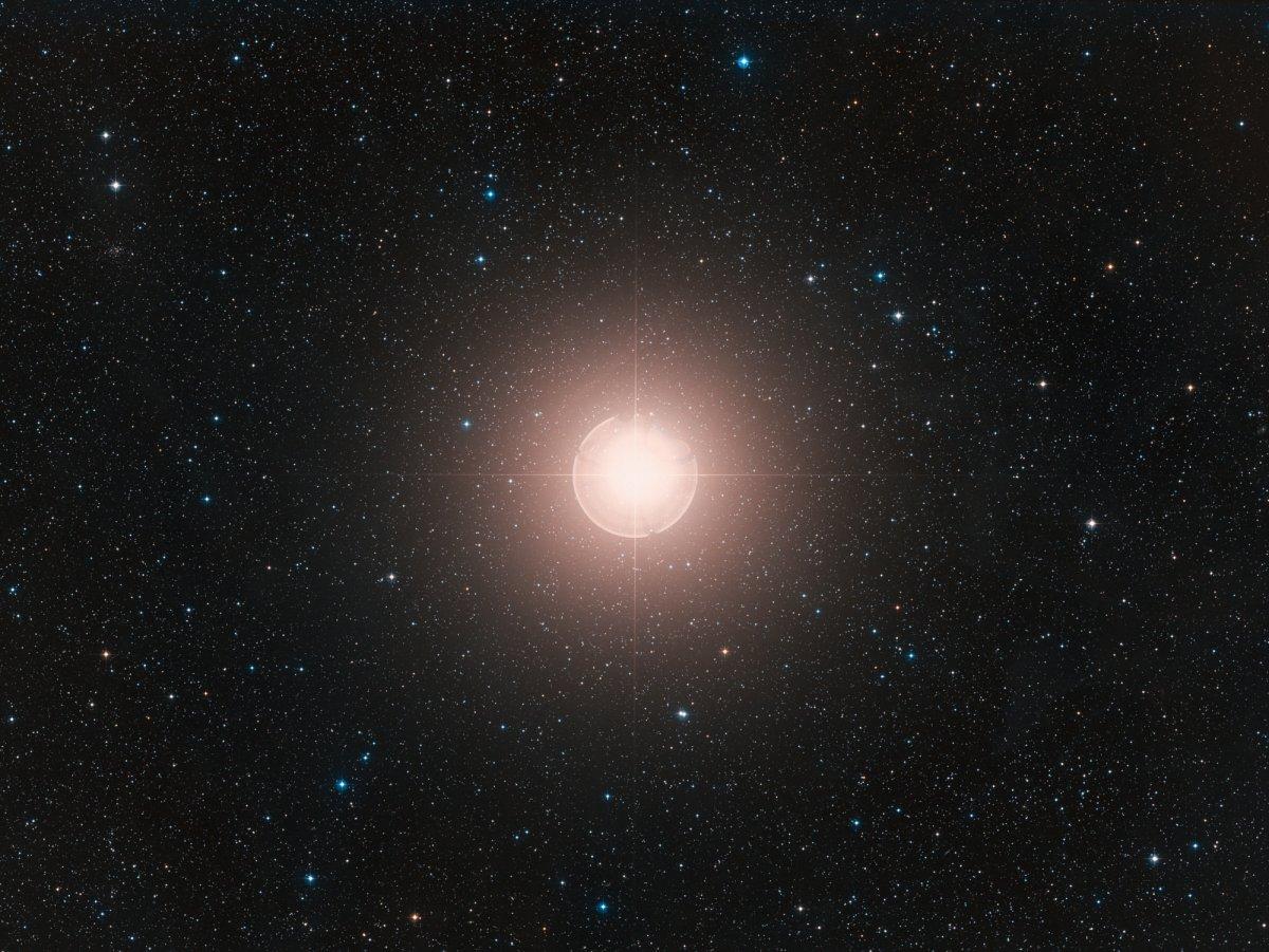 Betelgeuse wird wieder dunkel: Neue Erklärung im Versuch