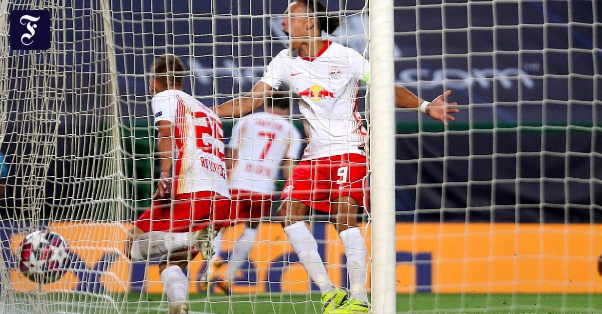 Photo of RB Leipzig besiegte Atlético Madrid