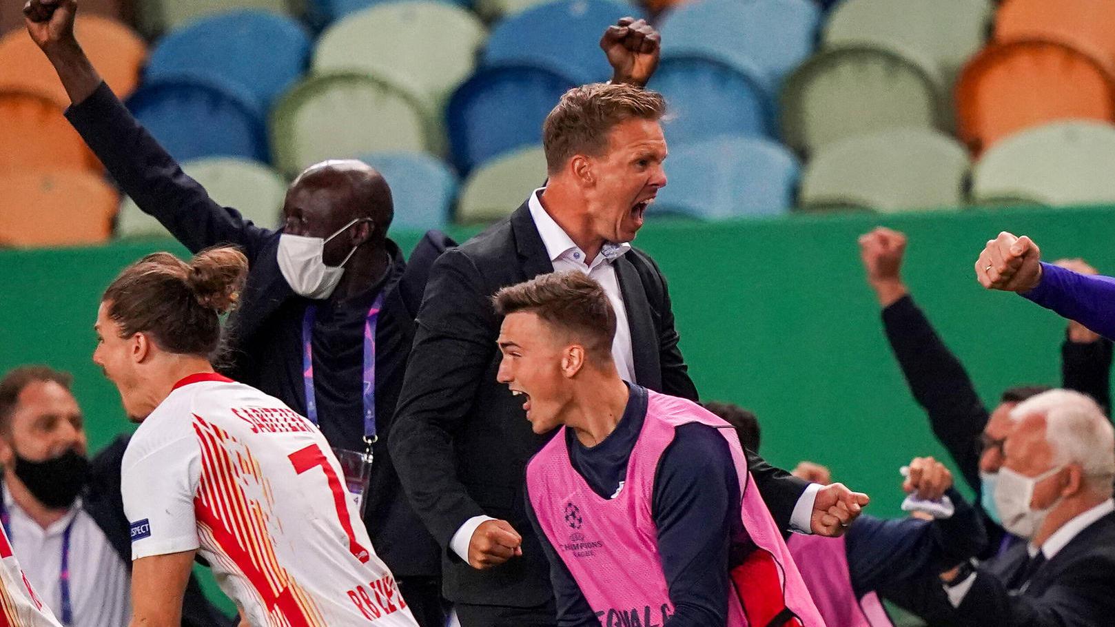 "Photo of Fortsetzung ""Missao Finale"" – RB Leipzig enttäuscht Atletico"