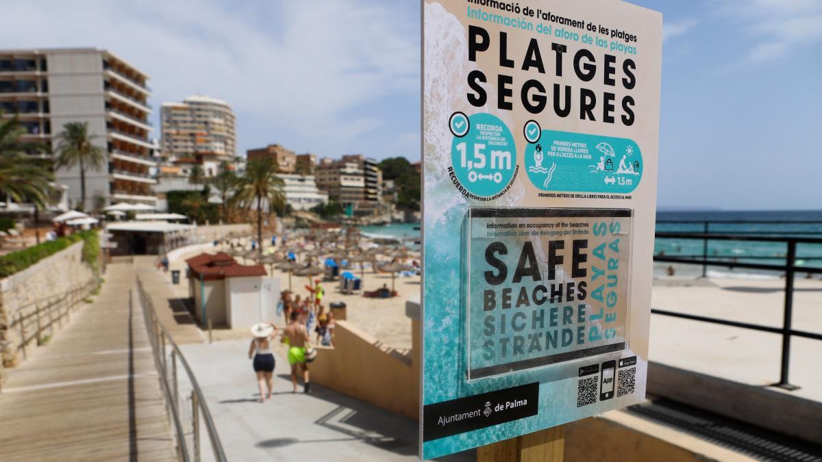 Mallorca Corona: Reisewarnung gegeben - was Urlauber jetzt beachten sollten