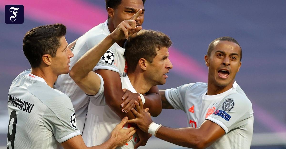 Photo of Die Bayern erreichten das Halbfinale der Champions League