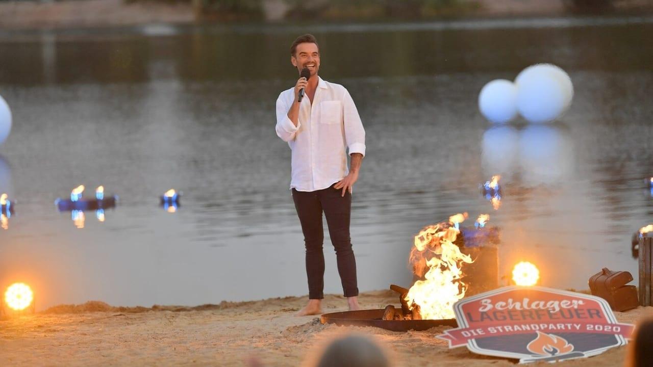 Florian Silbereisen: Gästeliste in seiner MDR-Show über Lagerfeuer sorgt für Empörung - Fernsehen