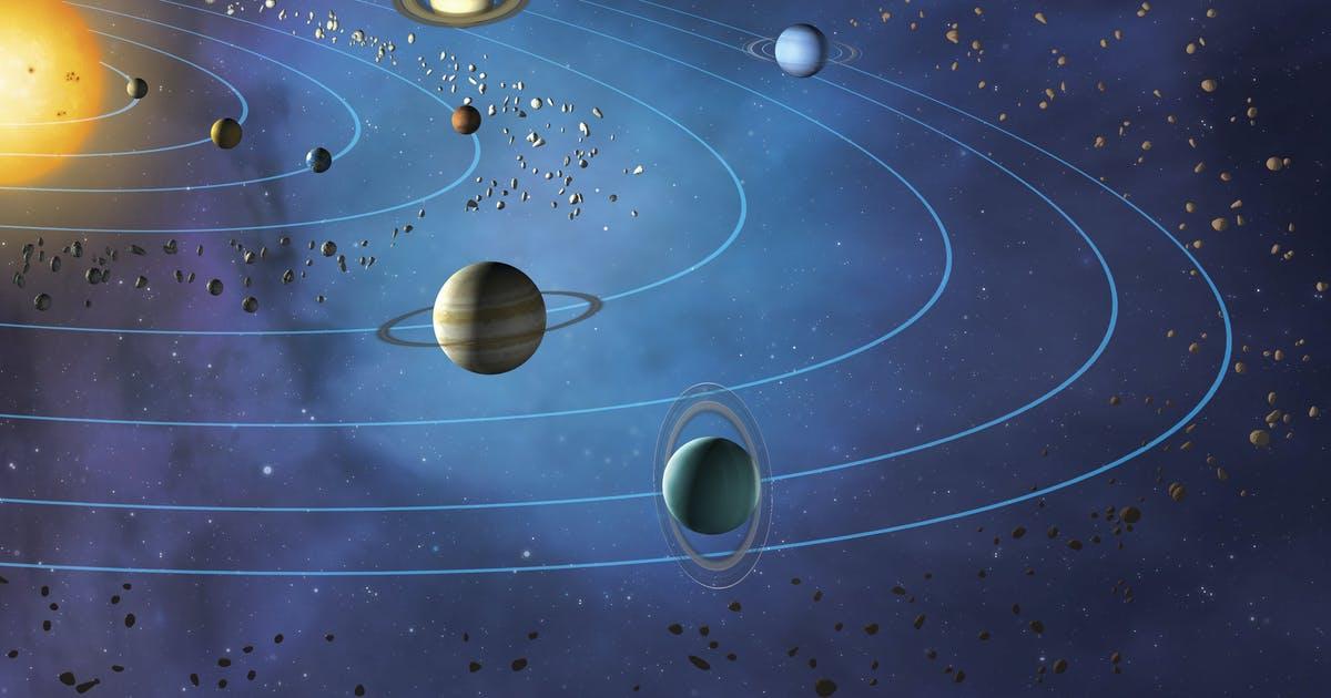 Photo of Erkunden Sie also das Sonnensystem mit Google Maps
