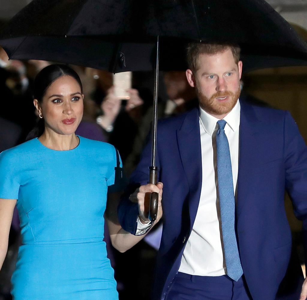 Harry und seine Frau Meghan wollten ein faszinierendes neues Leben außerhalb des Palastes führen - aber es kommt nichts dabei heraus