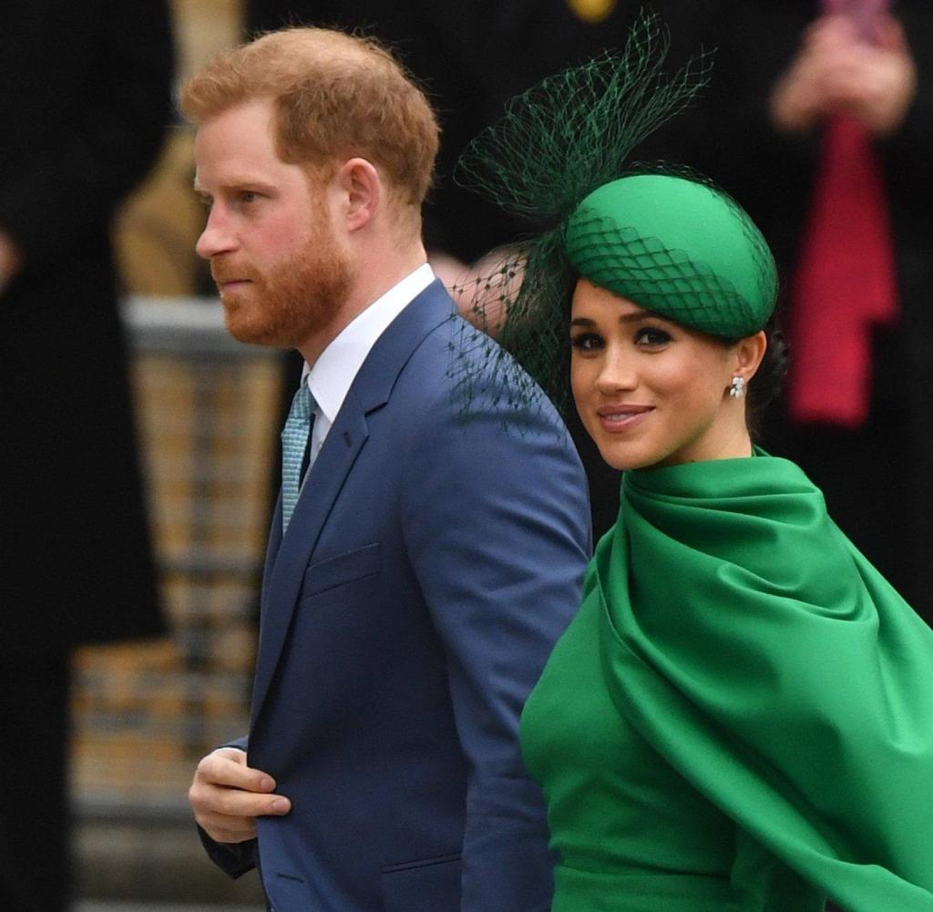 Das Gefühl, dem die Boulevardzeitungen folgten: Prinz Harry und Meghan