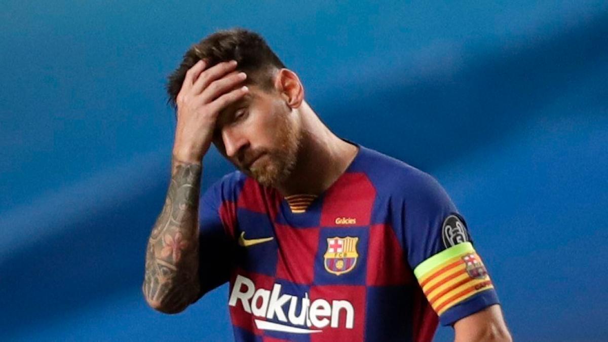 """Photo of FC Bayern – FC Barcelona: Mitleid mit Messi? """"Es hat Spaß gemacht"""""""