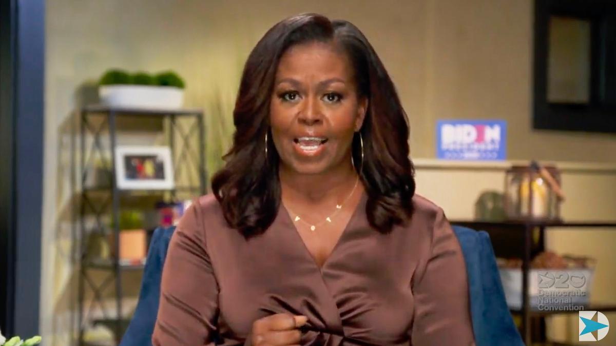 """Photo of Demokratische Parteikonferenz: Michelle Obama – """"Trump ist der falsche Präsident für unser Land"""""""