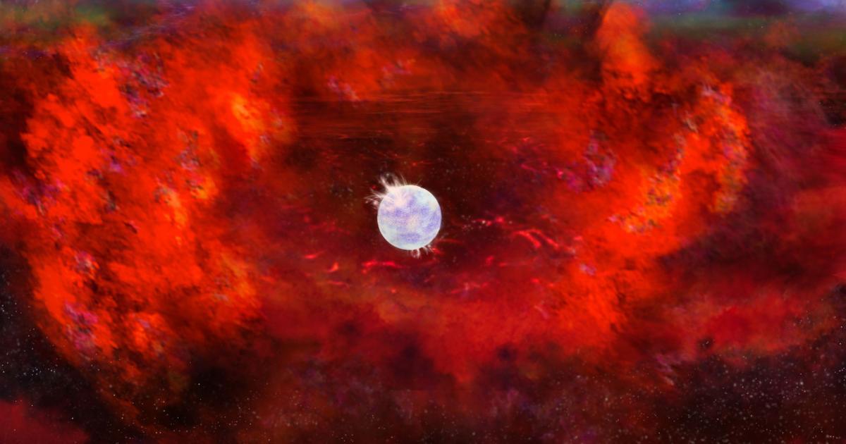 Photo of Astronomen finden den verlorenen Neutronenstern futurezone.at