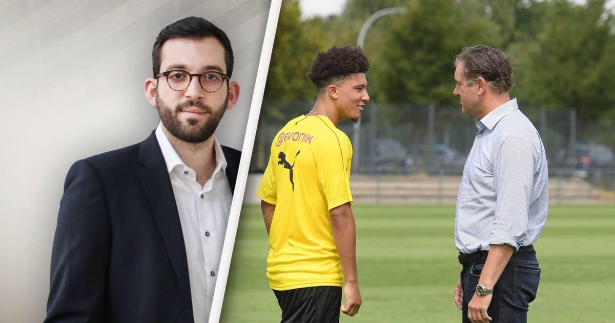 Photo of BVB: Jadon Sancho steht – ein Megahit der Dortmunder Chefs