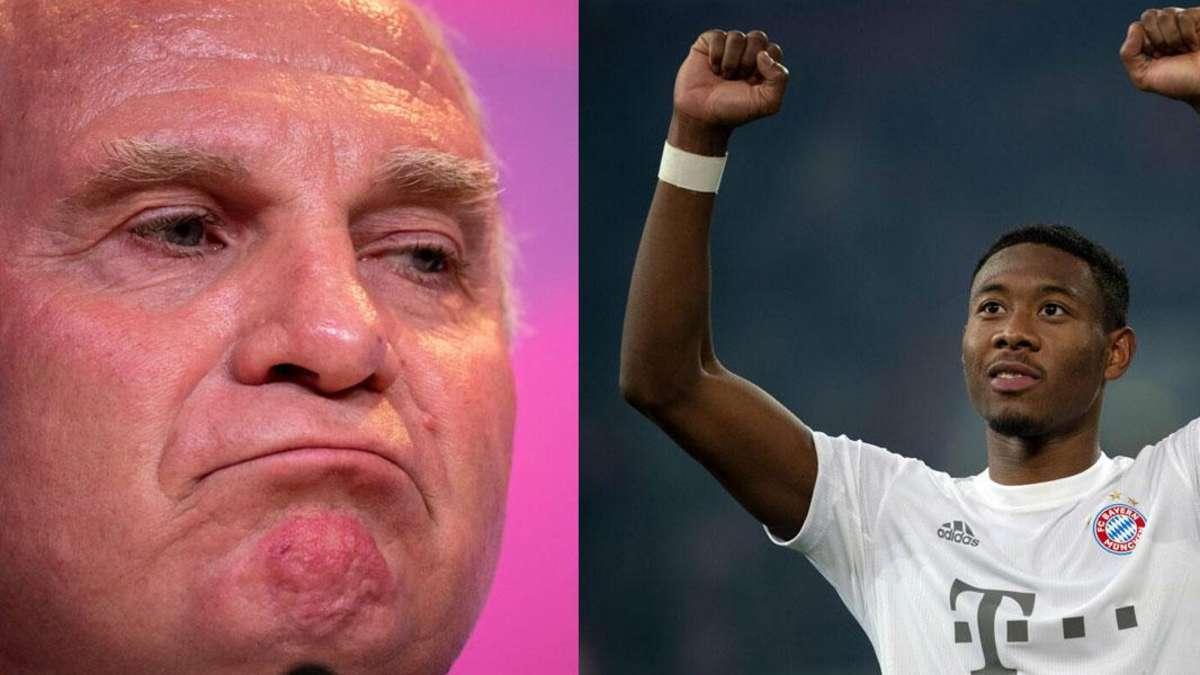 Bayern: David Alaba Transfer? Hoeneß gibt erstaunlich viele Tipps