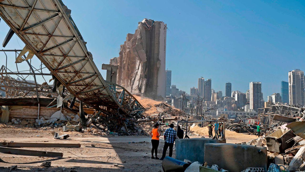 Photo of Beirut im Libanon: Die Ermittler erwägen auch einen Angriff nach den Explosionen
