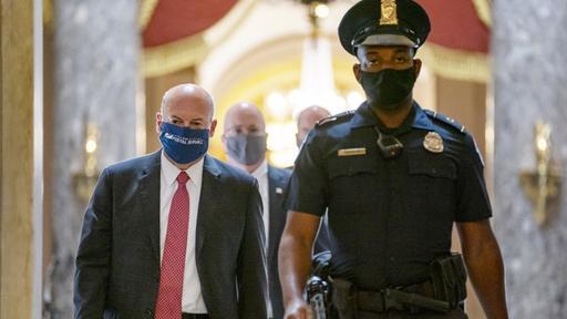 Photo of Besorgnis über die US-Briefwahl: Der Chef der Post muss vor dem Kongress aussagen