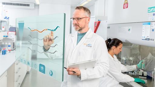 Photo of Biotech Enterprise aus Tübingen: Wütender Start des US-Aktienmarktes für CureVac
