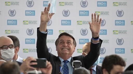 Photo of Brasilien: Präsident Bolsonaro in hohen Umfragen