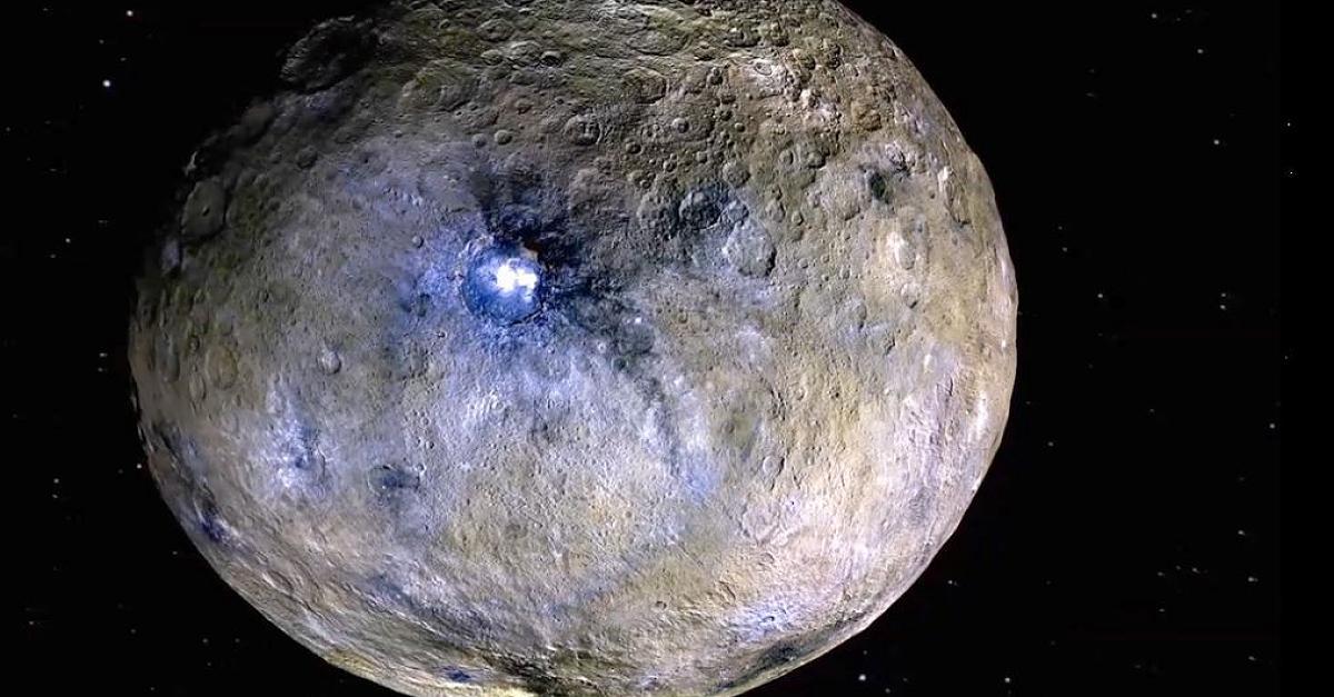 Photo of Ceres: Anscheinend versteckt sich eine einzigartige Welt unter der Oberfläche des Zwergplaneten