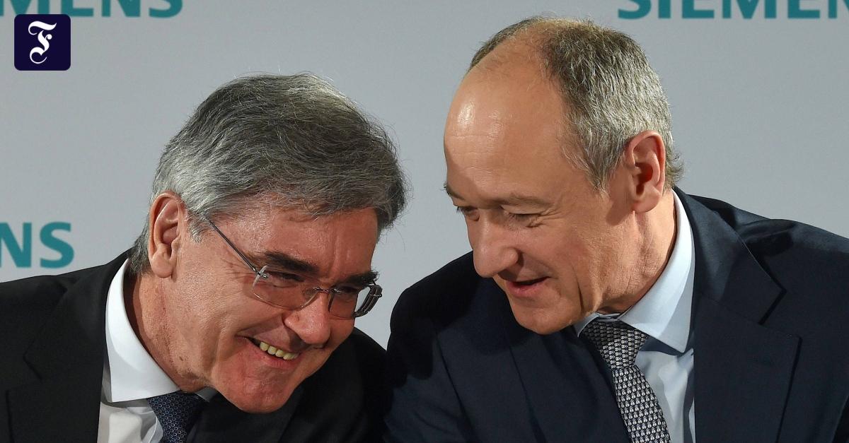 Photo of Chefwechsel bei Siemens: Busch übernimmt im Februar