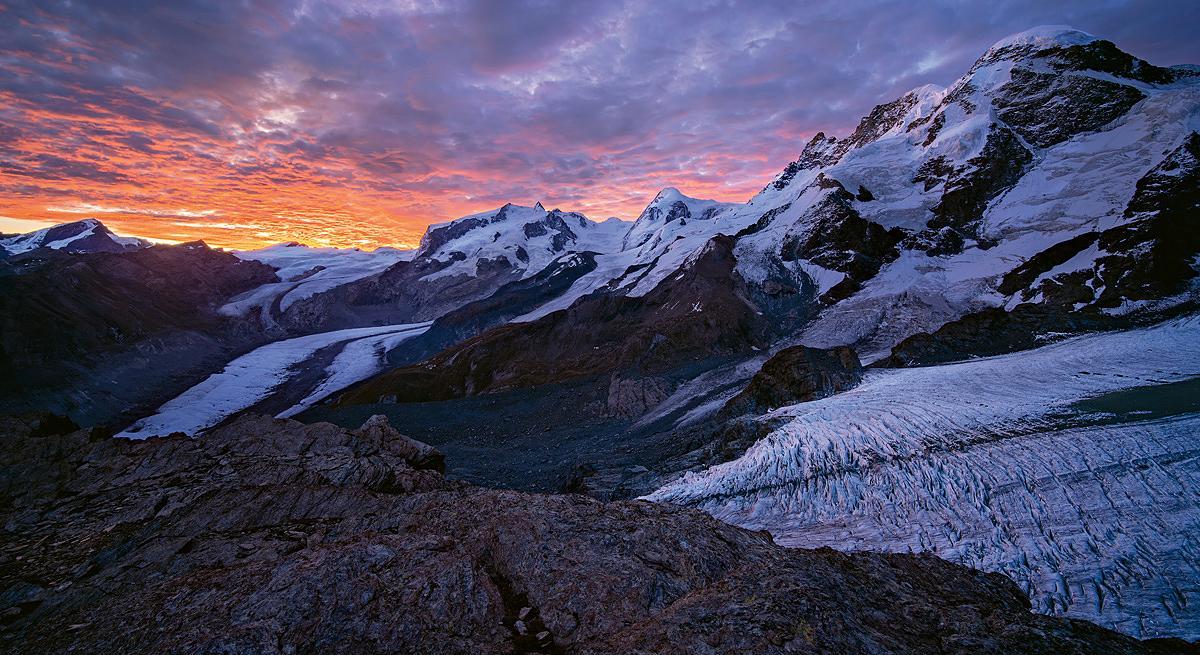 """Photo of Das Schmelzen der Gletscher in den Alpen verschlechtert sich: """"Die Hälfte davon ist bereits weg"""""""
