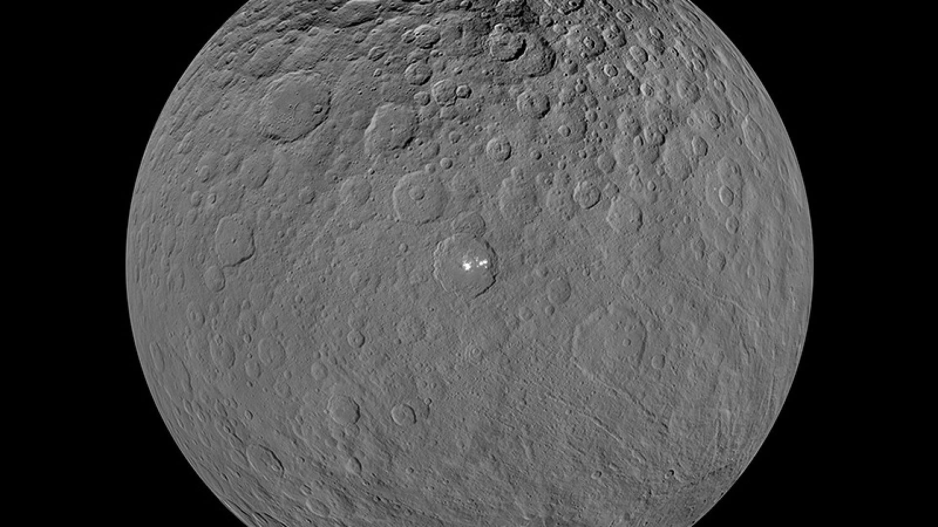 Photo of Das Sonnensystem: Der verborgene Ozean von Ceres – Das Spektrum der Wissenschaft