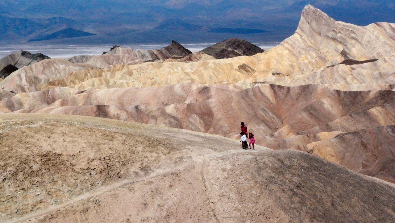 Death Valley: Die höchste gemessene Temperatur seit mindestens 100 Jahren