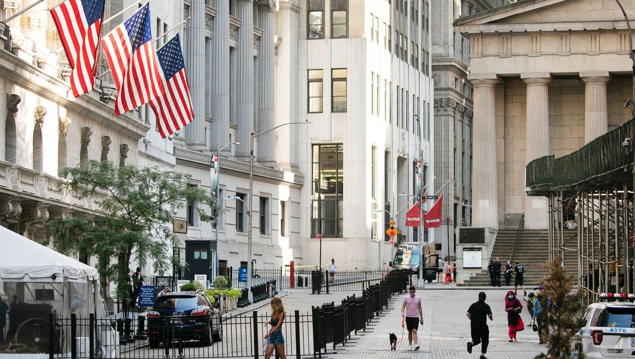 Photo of Der Dow Jones ist wieder auf dem höchsten Stand seit Ende Februar