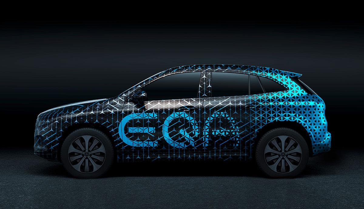 Photo of Der Mercedes E-SUV EQA muss mindestens 400 km zurücklegen
