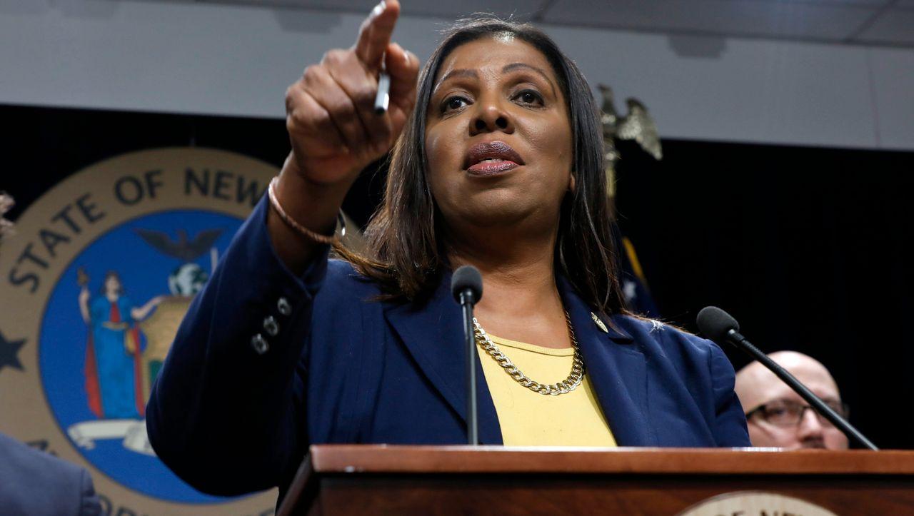 Photo of Der New Yorker Generalstaatsanwalt fordert die Auflösung der Waffenlobby der NRA