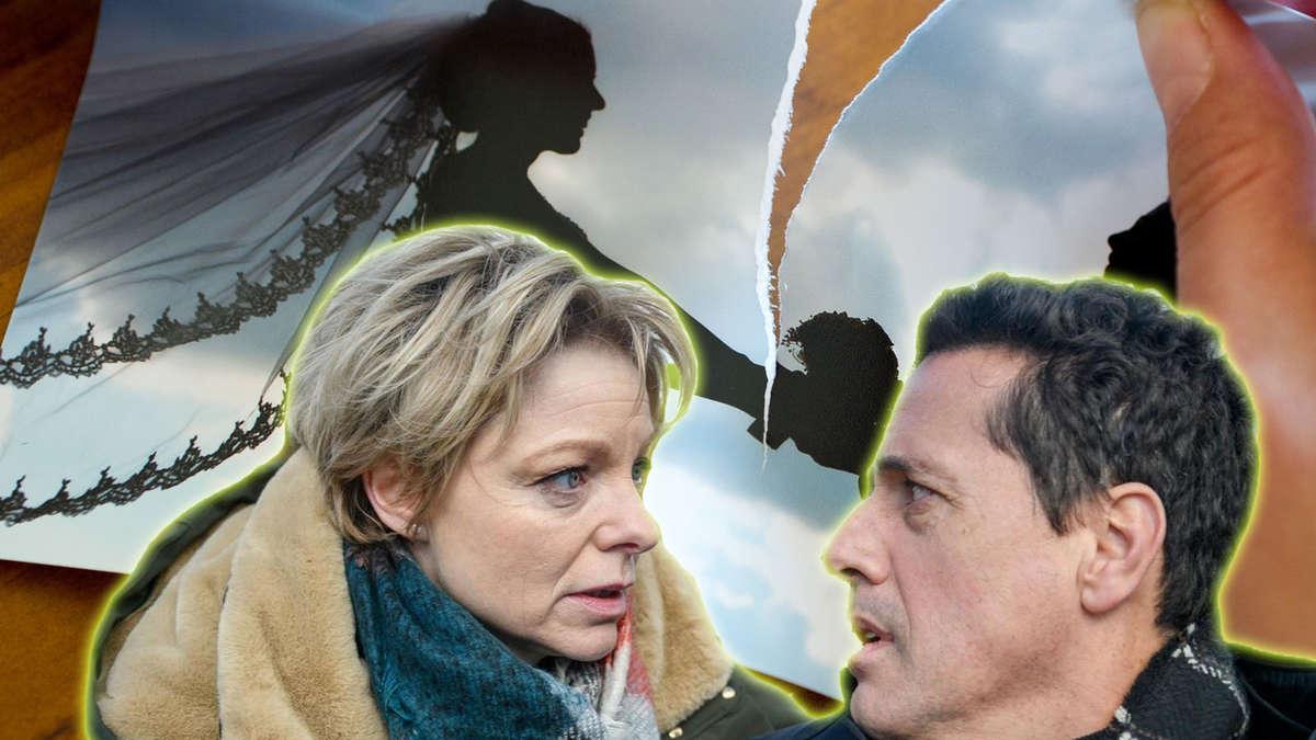 Der Sturm der Liebe (ARD): Das Drama der Lügen endet in der Fürstenhof-Tragödie - dem Abschied des Stars der Serie