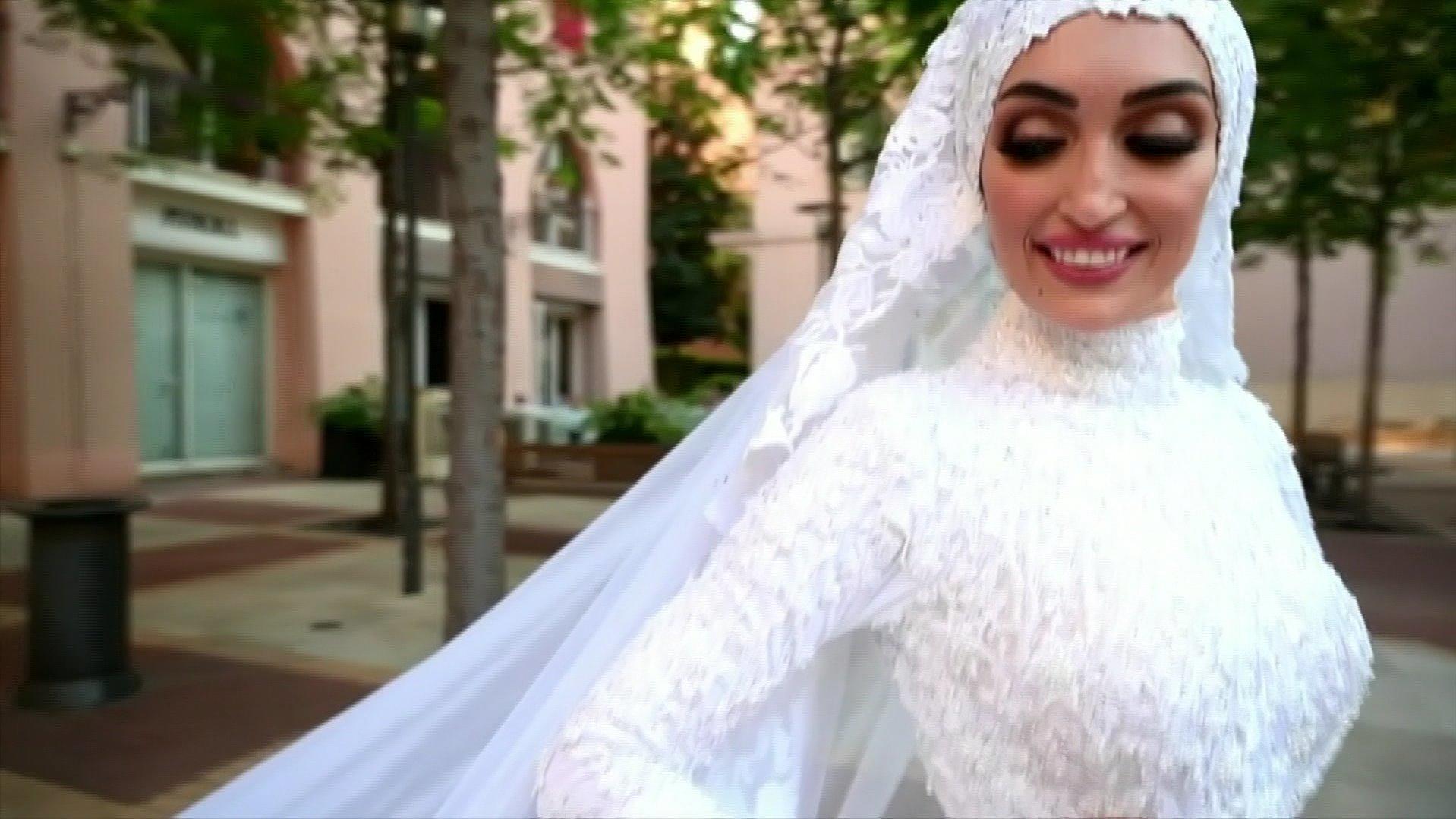 Photo of Die Beiruter Explosion: Diese Braut