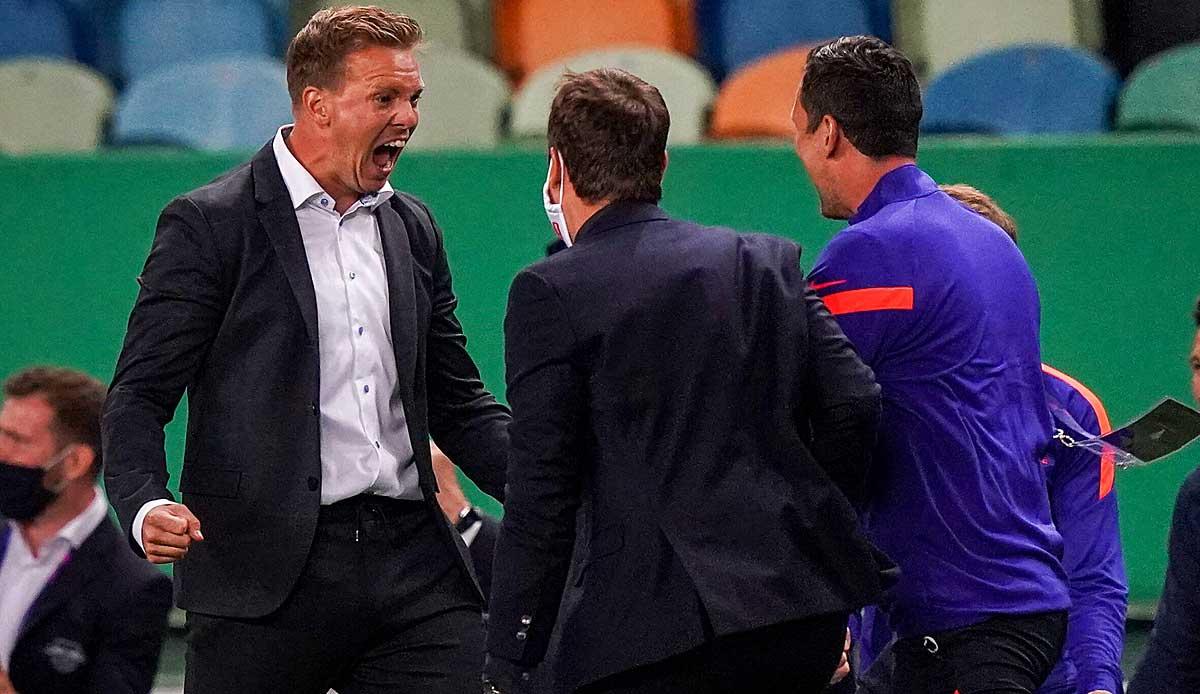 Die Champions League wählt das Halbfinale von RB Leipzig gegen Atletico Madrid