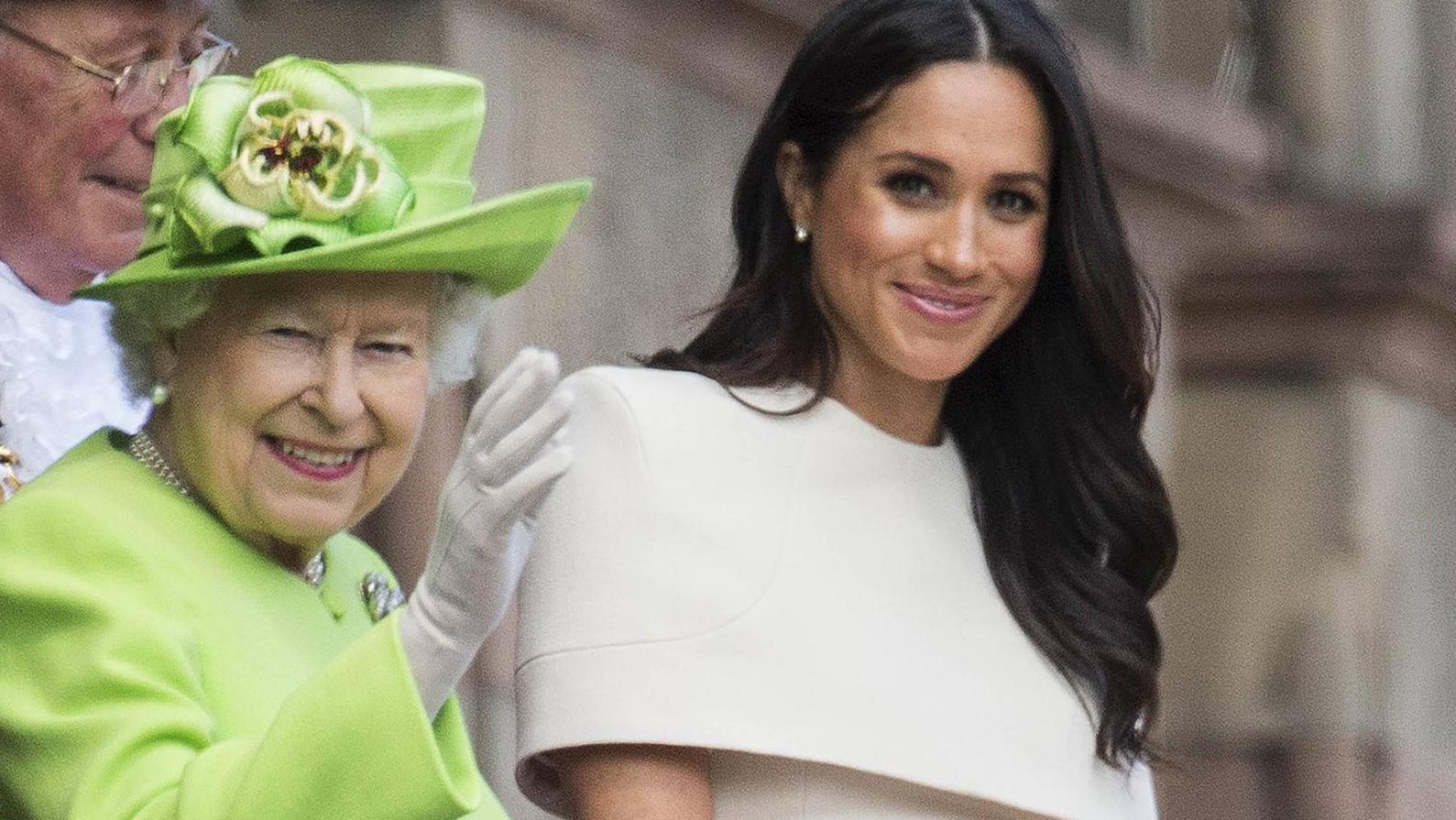 Photo of Die Royals gratulieren Herzogin Meghan zu ihrem Geburtstag