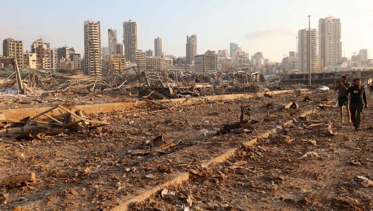 Photo of Die libanesische Regierung wurde im Juli über die Explosionsgefahr informiert