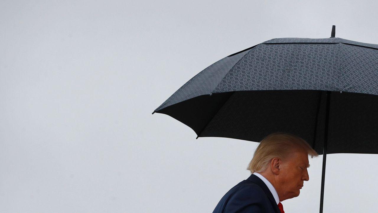 Photo of Donald Trump droht mit Postwahlbestimmungen – und will den Staat verklagen
