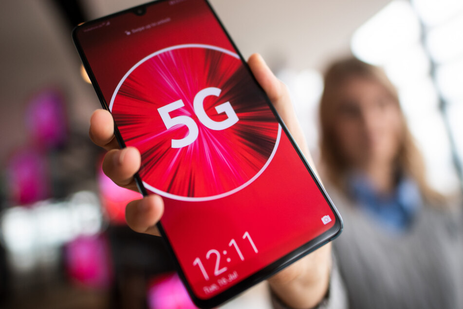 Wenn es um 5G-Mobiltechnologie geht, kann niemand Forscher am 5G Lab Deutschland der Technischen Universität Dresden täuschen.  (Symbolisches Foto)