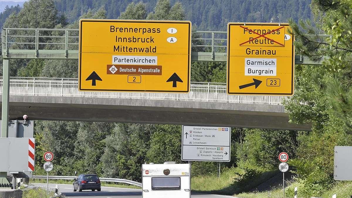 Photo of Fernpass in Tirol schließt für den Tag: Wie sollen Urlauber von Bayern nach Italien kommen?