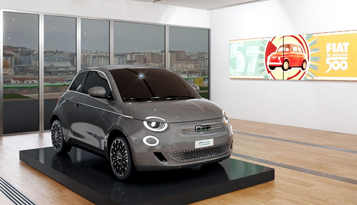 """Photo of Fiat Chrysler über elektronische Bewegung: """"Wir sind vor Ort"""""""
