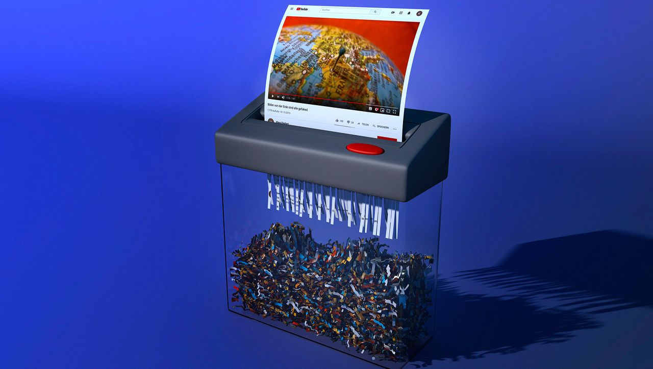Photo of Google und YouTube: So reduzieren Sie die Rückverfolgbarkeit Ihrer Daten