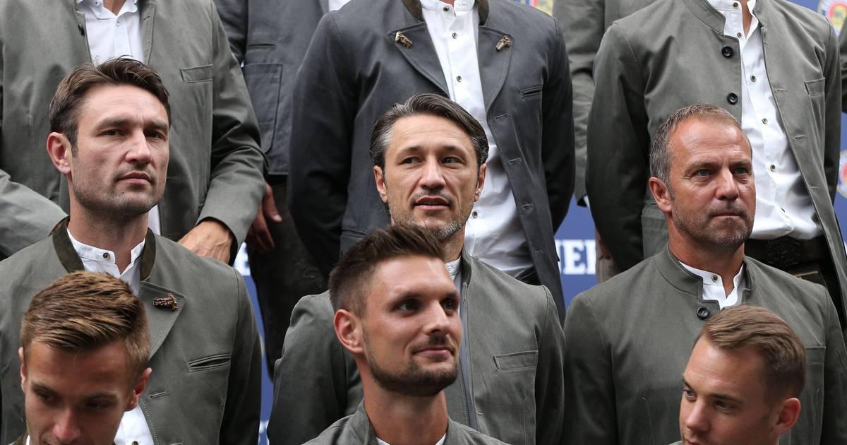 Hansi Flick über Vorgänger Niko Kovac und den Dreifachtraum