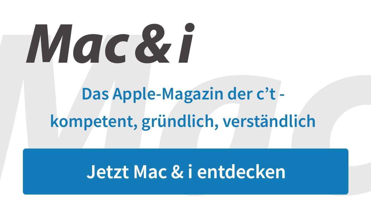 Mehr von Mac & i