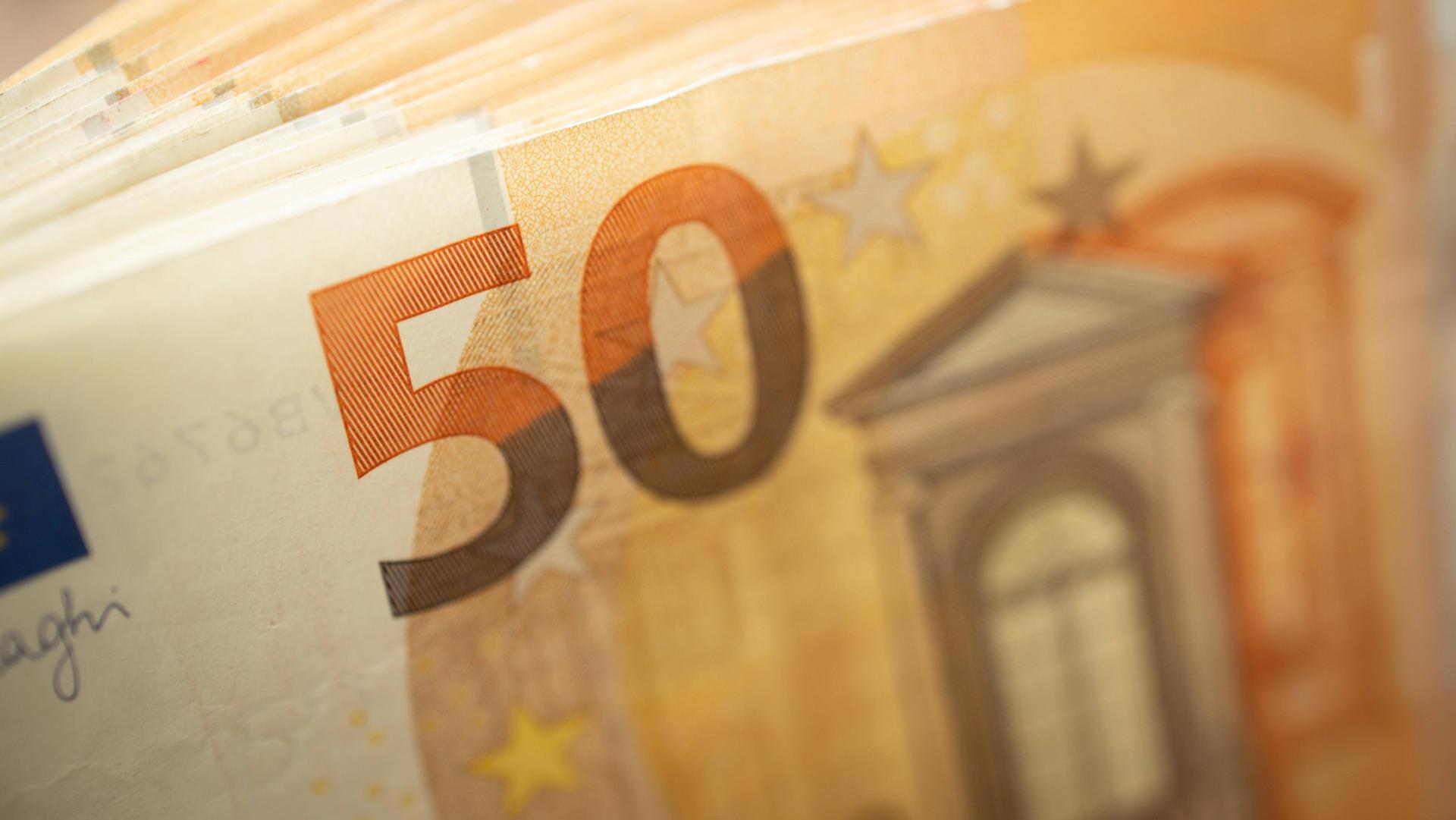 In Deutschland ist mehr Falschgeld im Umlauf