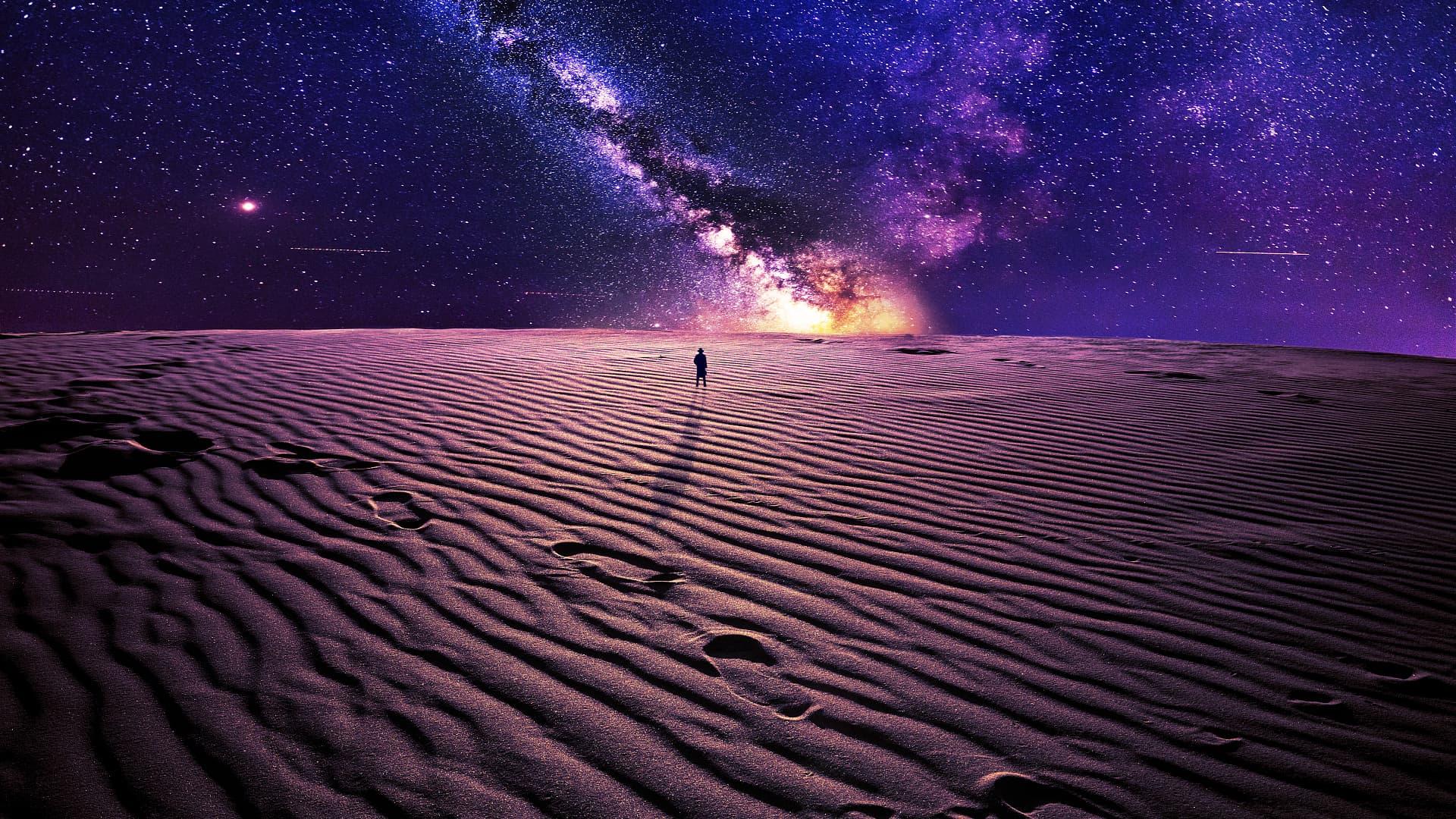 Photo of Kosmologie: Feuerwerk am Ende der Zeit