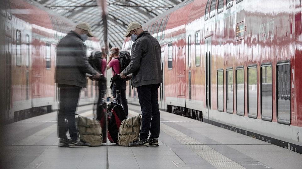 Photo of Land der Corona: Das Bahn-Virus möchte die Einhaltung der Maskenanforderungen sicherstellen