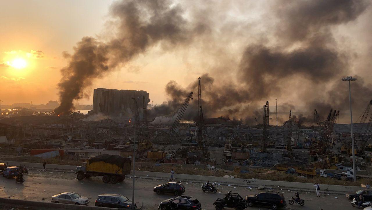 Photo of Libanon: Explosionen in Beirut – Ort katastrophaler Verwüstung
