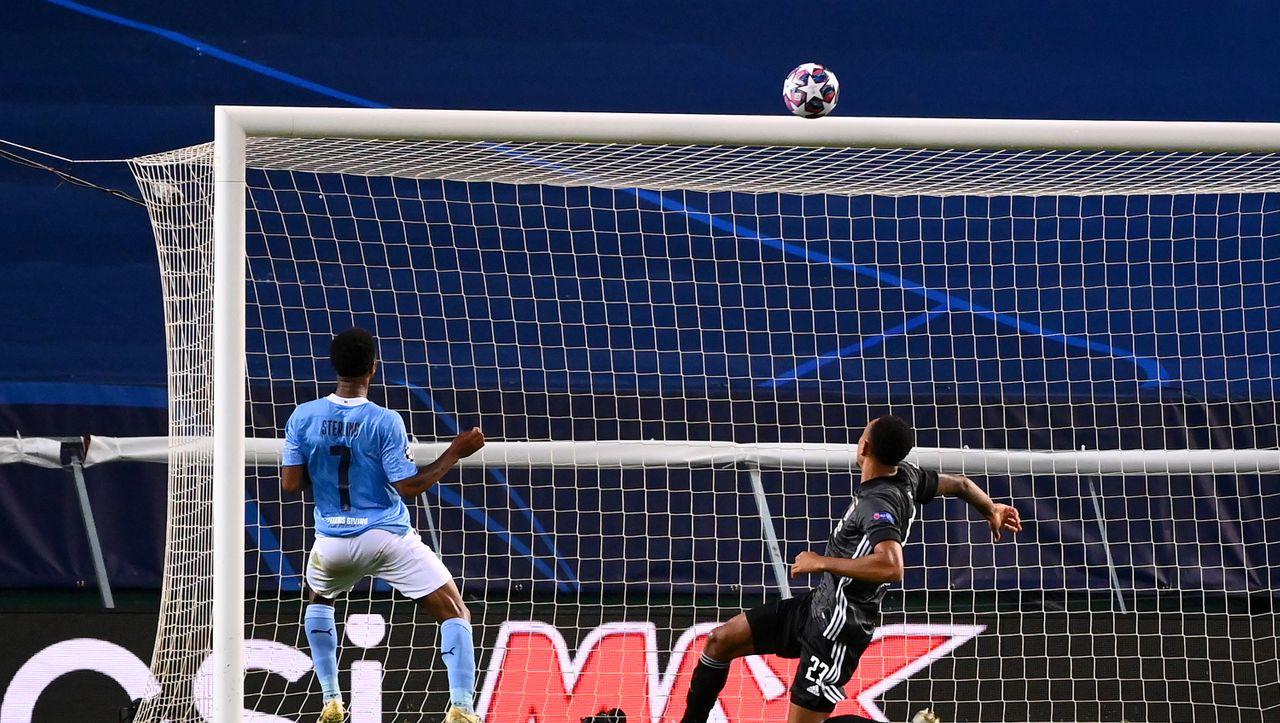 Manchester City eliminiert gegen Olympique Lyon: Pfund Pfund