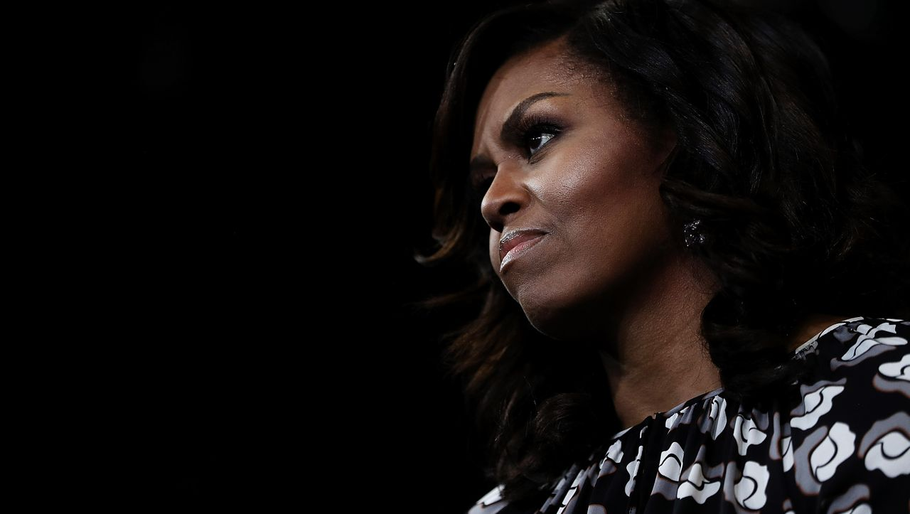 "Photo of Michelle Obama spricht von ""leichter Depression"""