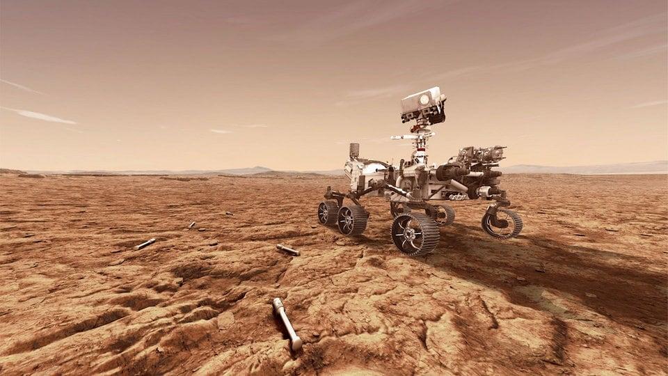 Photo of Mission Mars2020 – Technologie aus Wissen Jena und MDR fliegen mit Ihnen